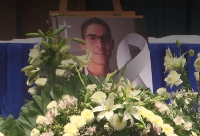 FOTO Norberto Ronquillo es velado en la CDMX, sus restos serán llevados a Chihuahua (FOROtv 10 junio 2019 cdmx)