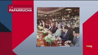 Foto: Vicente Fox Ebrard Aranceles EU 6 Junio 2019