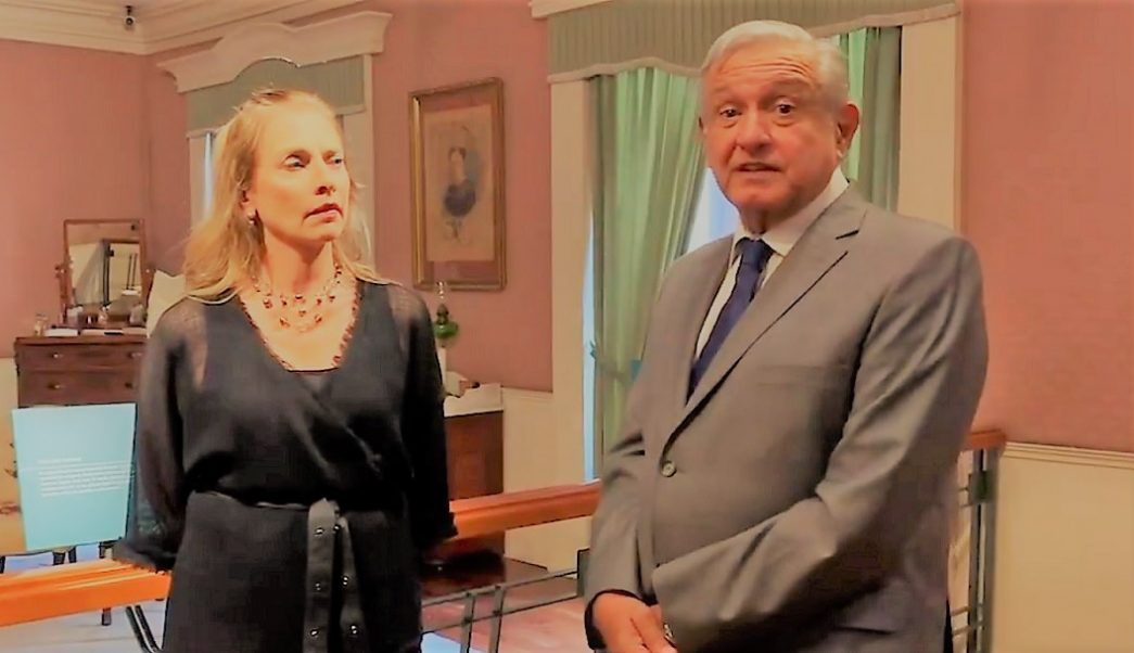 AMLO revela por qué se fue a vivir a Palacio Nacional