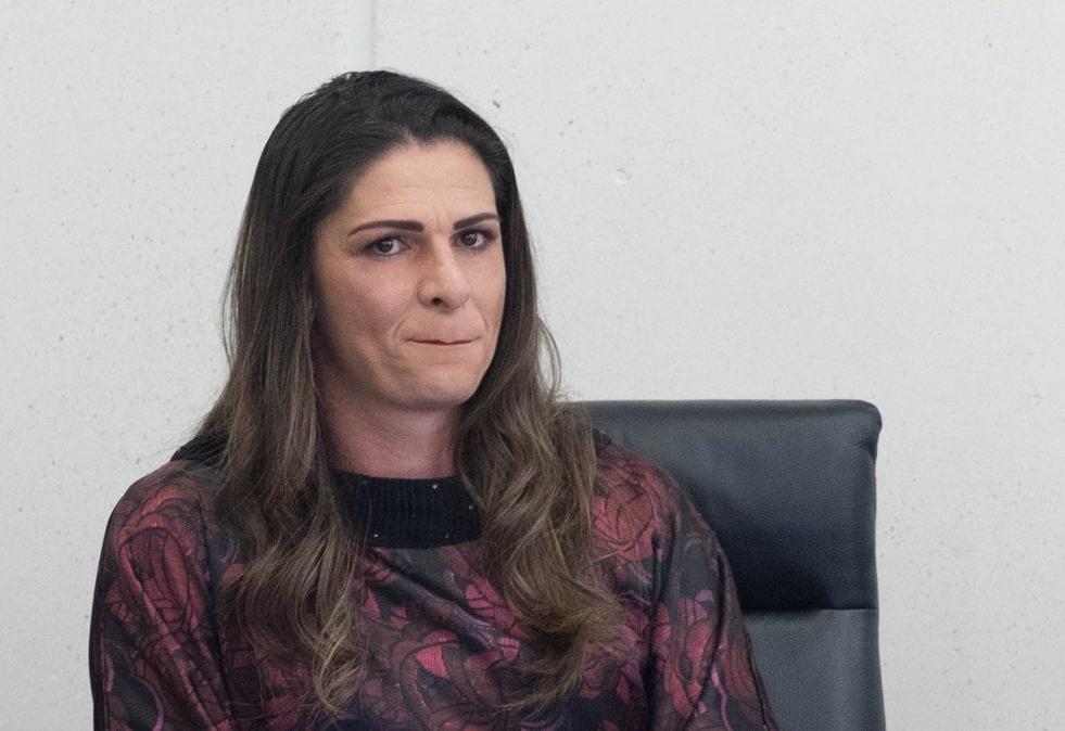 Ana Guevara comparece por becas de Conade ante senadores