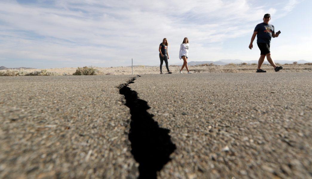 FOTO ¿Qué es el 'Big One'?, el devastador terremoto que podría golpear California 7 JULIO 2019