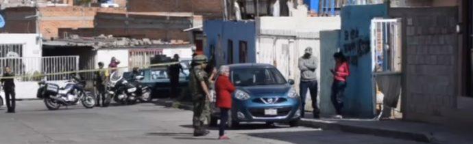 Foto: detonan artefacto explosivo en una vivienda en Aguascalientes, 3 de julio 2019. FOROtv