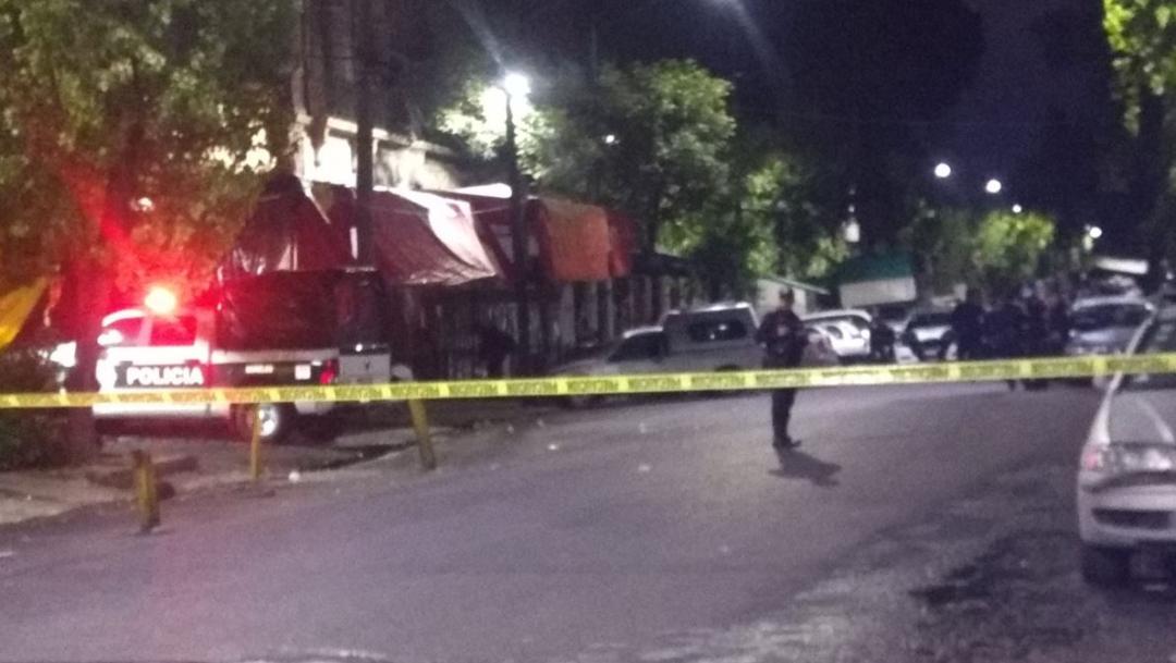 Foto: En la calle de Peralvillo, en la zona centro de la CDMX un hombre murió tras recibir varios impactos de bala, 11 julio 2019