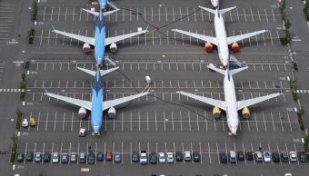 Imagen: Boeingtiene paralizadas las entregas del aparato a sus clientes, el 7 de julio de 2019 (Getty Images, archivo)