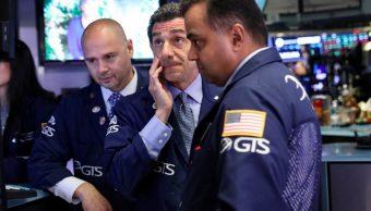Foto: Los comerciantes trabajan en el piso de la Bolsa de Nueva York (NYSE) en Nueva York, Estados Unidos, 10 de julio de 2019 (Reuters)
