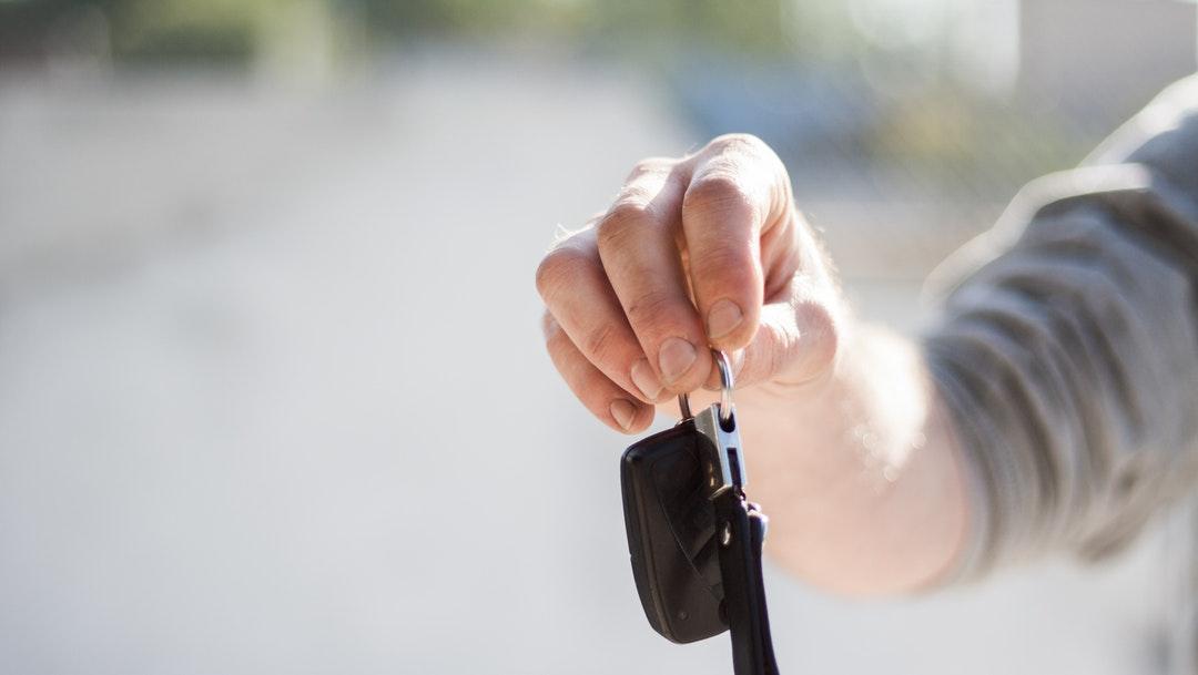 Foto: llaves de auto 30 julio 2019