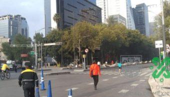 Foto-: Hay cierres en calles y avenidas de la CDMX este domingo, 28 julio 2019