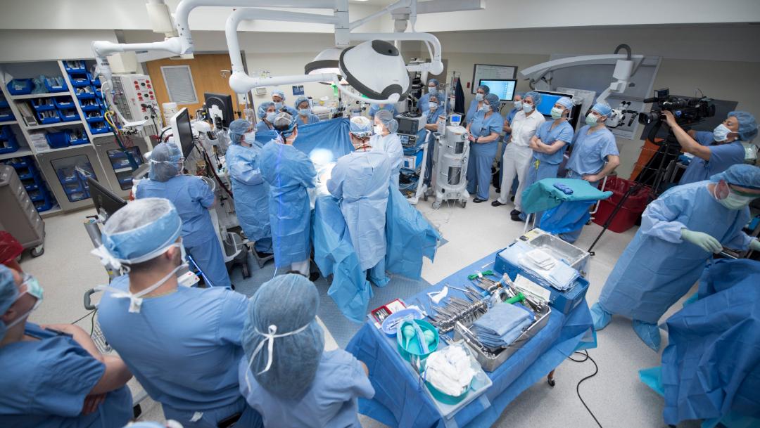 foto Video: Nace en EU primera bebé de útero trasplantado de donante muerta 9 julio 2019