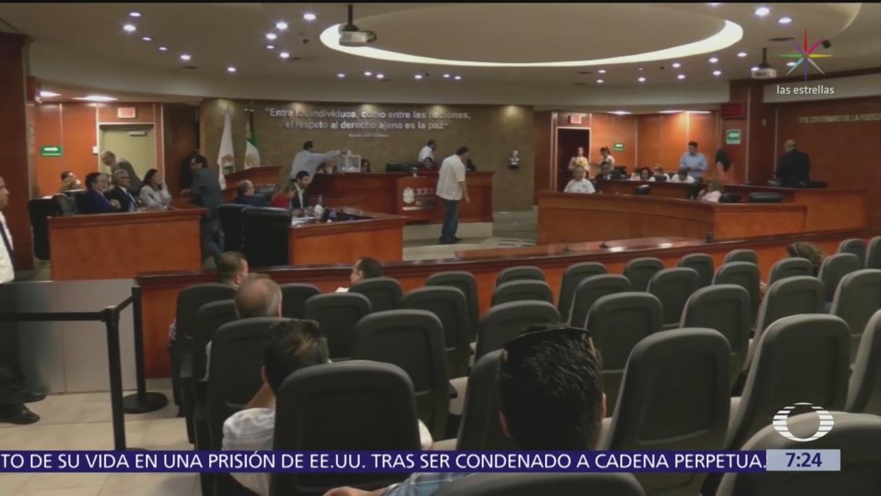 Comisión Permanente rechaza ampliación de mandato en Baja California