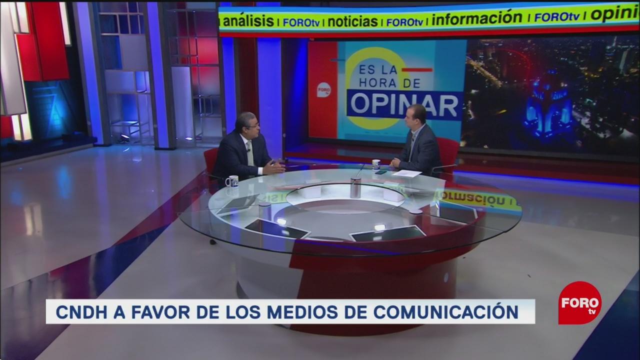 Foto: Relación Periodistas Servidores Públicos 31 Julio 2019
