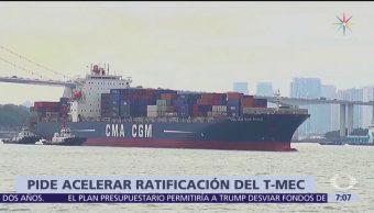 Concanaco descarta aranceles 'por el momento' a productos mexicanos
