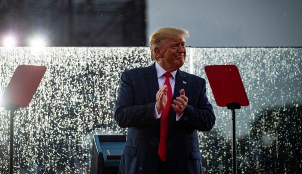 Imagen: La encuesta sobre Donald Trump fue elaborada mediante entrevistas telefónicas entre el 28 de junio y el 1 de julio, el 7 de julio de 2019 (EFE, archivo)