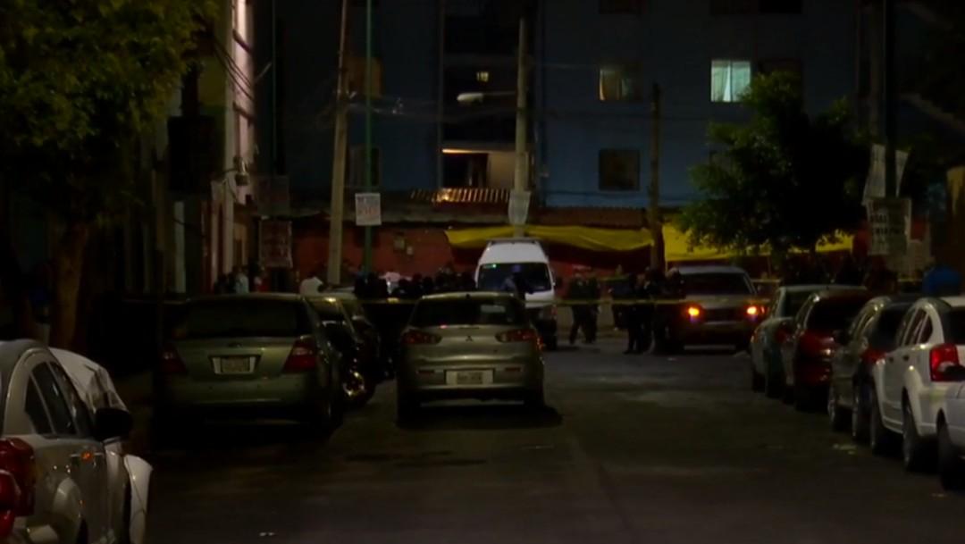 Foto: Ejecutan a hombre en la colonia Guerrero, 29 de julio de 2019, Ciudad de México