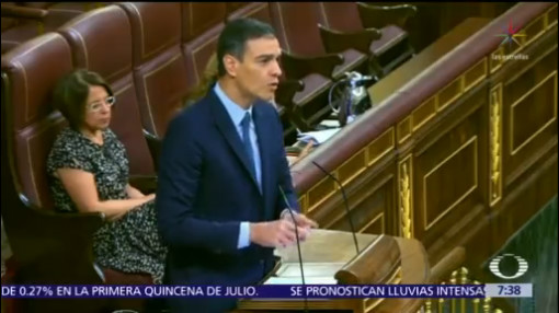 España decidirá si Pedro Sánchez es investido presidente