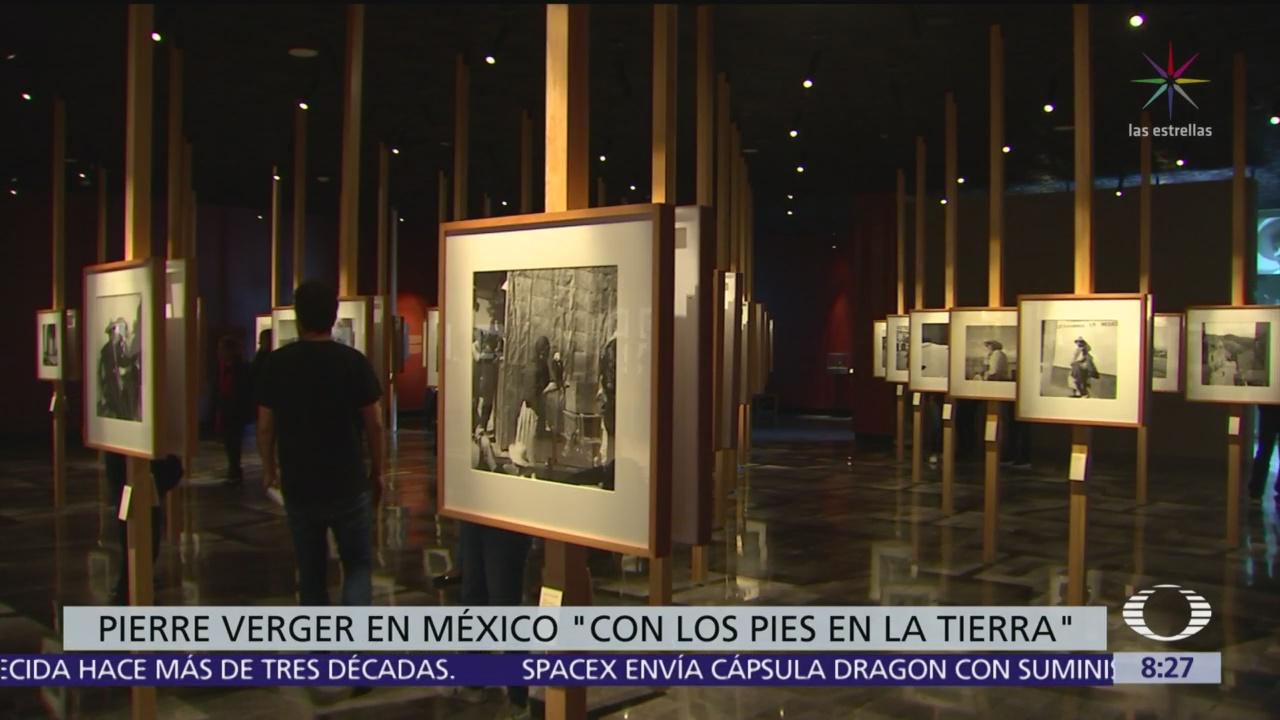 """Exposición Pierre Verger en México """"Con los pies en la tierra"""""""