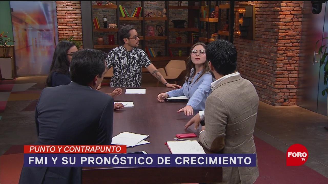 Foto: FMI baja pronóstico crecimiento para México AMLO dice contrario