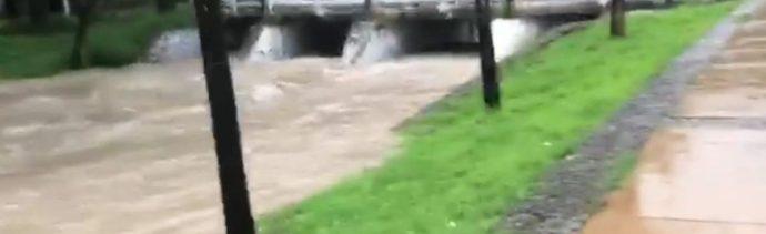 Foto: La lluvia inundó varias zonas de Guadalajara, Zapopan y Tlaquepaque, El 15 de julio de 2019