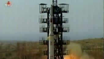 Foto: Corea del Norte lanza misiles. Reuters/Archivo