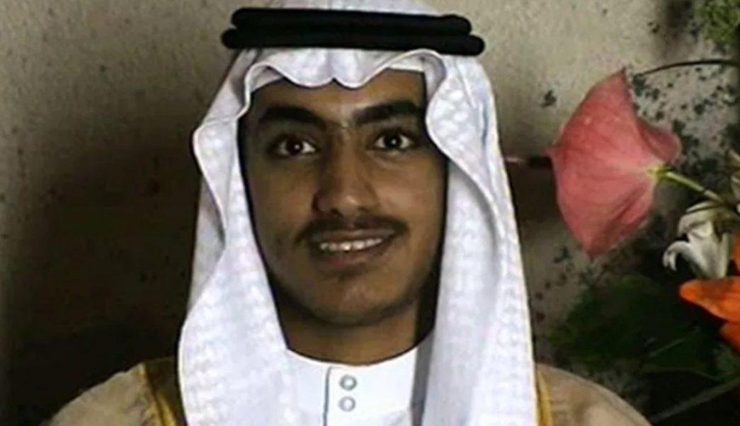 Foto: La CIA difunde imágenes de Hamza bin Laden, hijo de Osama bin Laden, durante su boda. AP/Archivo