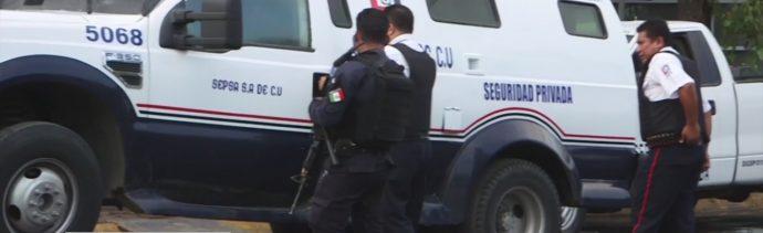 Frustran asalto a camioneta de valores en Guanajuato