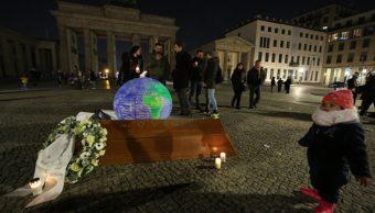Imagen: Protestas en Berlín, el año pasado, en contra del Cambio Climático, el 7 de julio de 2019 (Getty Images, archivo)