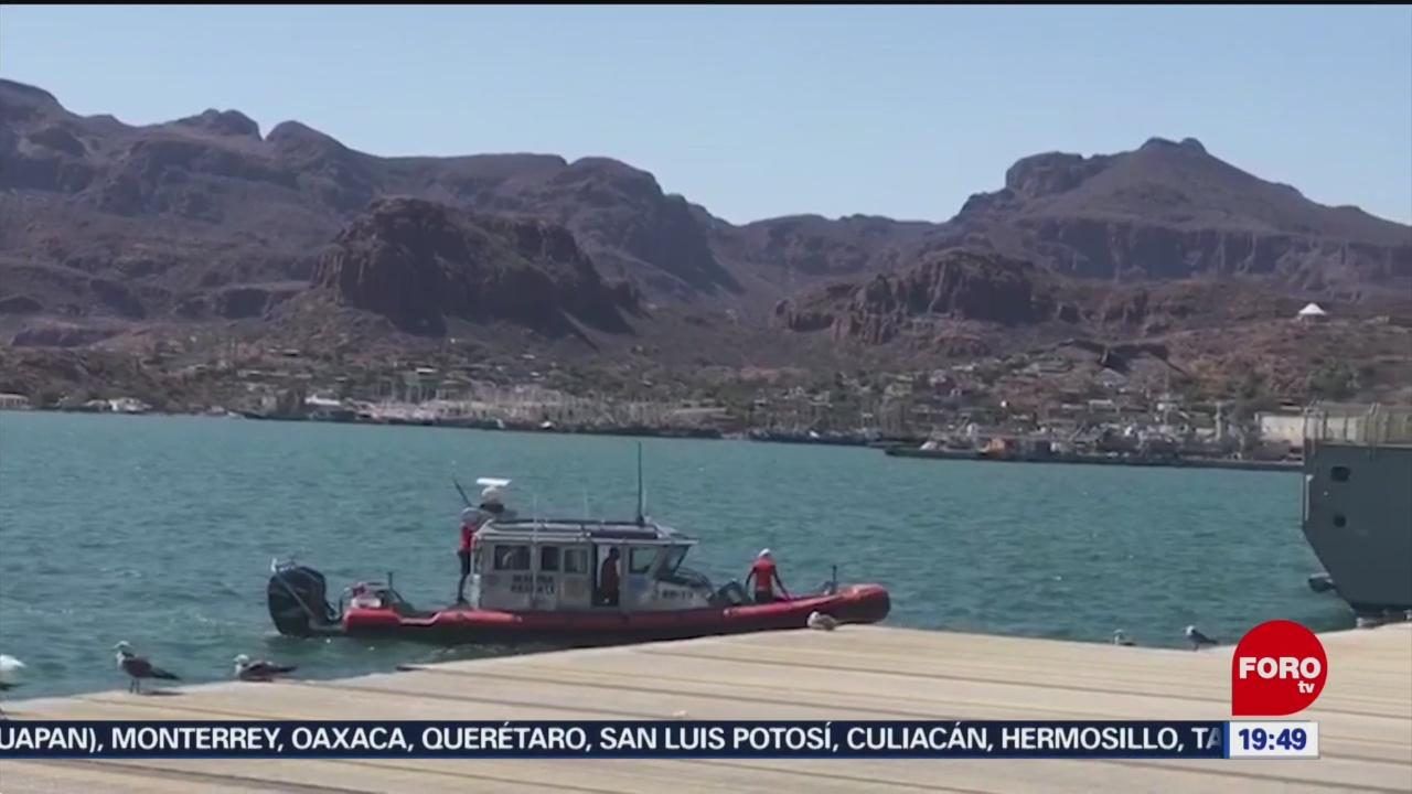 Foto: Grupo México Descarta Daños Mar De Cortés Derrame Ácido Sulfúrico 22 Julio 2019