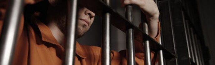 Foto: Un hombre está en prisión, 31 julio 2019