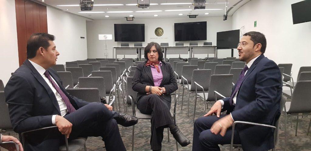 Ley de Austeridad enfrenta a Morena con opositores en el Senado