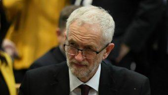 Foto: Jeremy Corbyn, líder del Partido Laborista británico, 24 de abril de 2019, Inglaterra