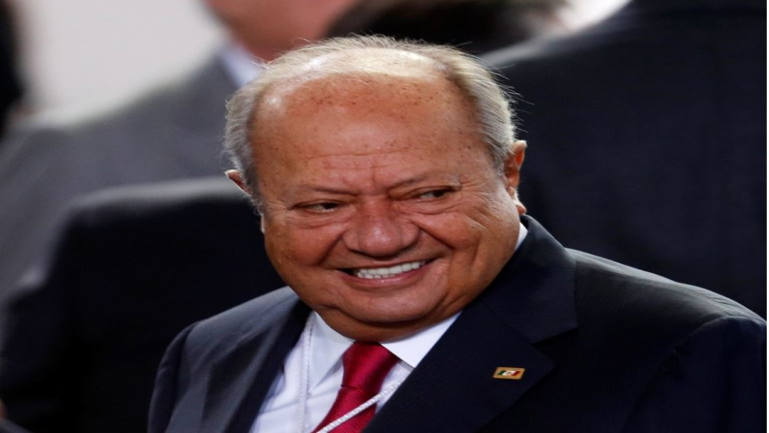 Suspensión definitiva a Romero Deschamps, no sería detenido 23 julio 2019