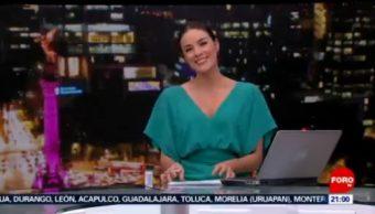 Foto: Las Noticias Danielle Dithurbide Forotv 12 Julio 2019