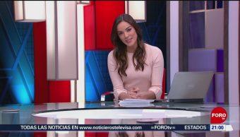 Foto: Las Noticias Danielle Dithurbide Forotv 17 Julio 2019