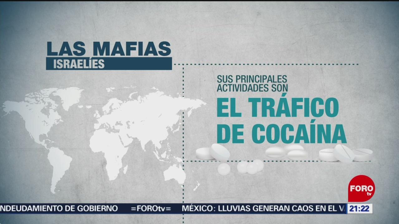 Foto: Mafias Israelíes Han Logrado Importante Crecimiento