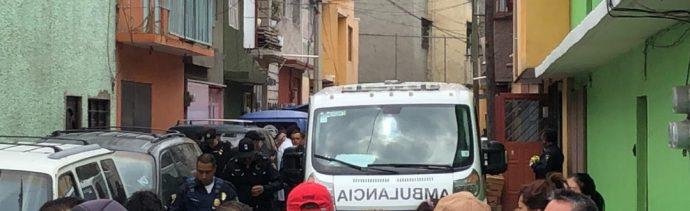 FOTO Muere niño de un año atacado por perro Pitbull en Iztapalapa, CDMX (Noticieros Televisa 1 julio 2019 cdmx)