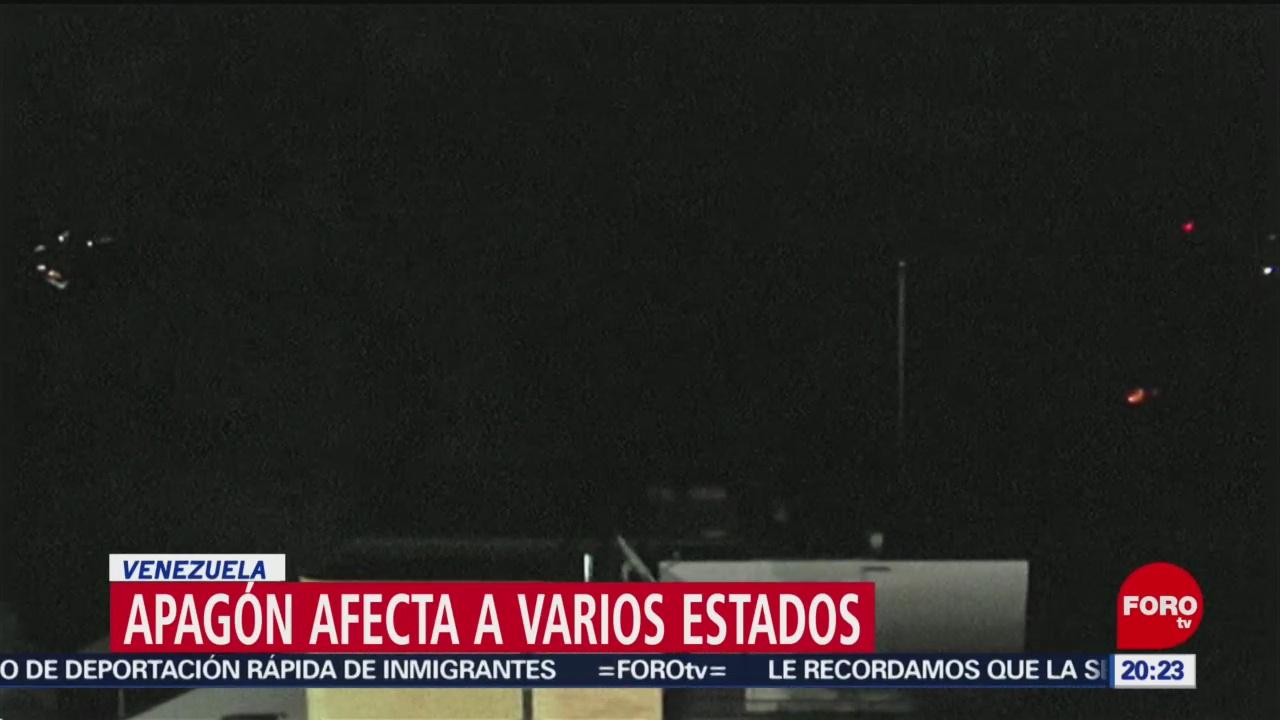 Foto: Apagón Venezuela Hoy 22 Julio 2019