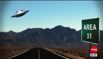 Nuevo movimiento sobre el Área 51