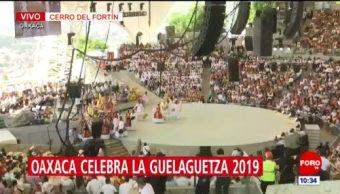 Oaxaca celebra la Guelaguetza 2019