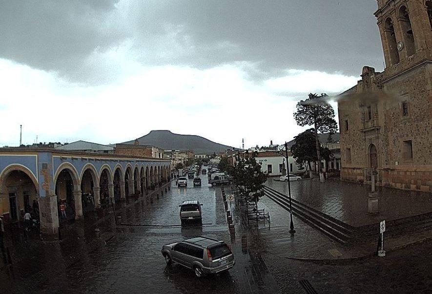 Onda tropical 20 provocará lluvias en 31 regiones de México