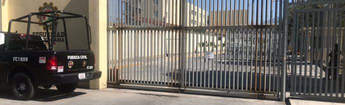 Foto: penal de Topo Chico en NL, 6 de julio 2019. Twitter @vicente_tv