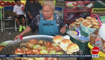FOTO: Realizan segundo festival de la cemita en Puebla, 20 Julio 2019