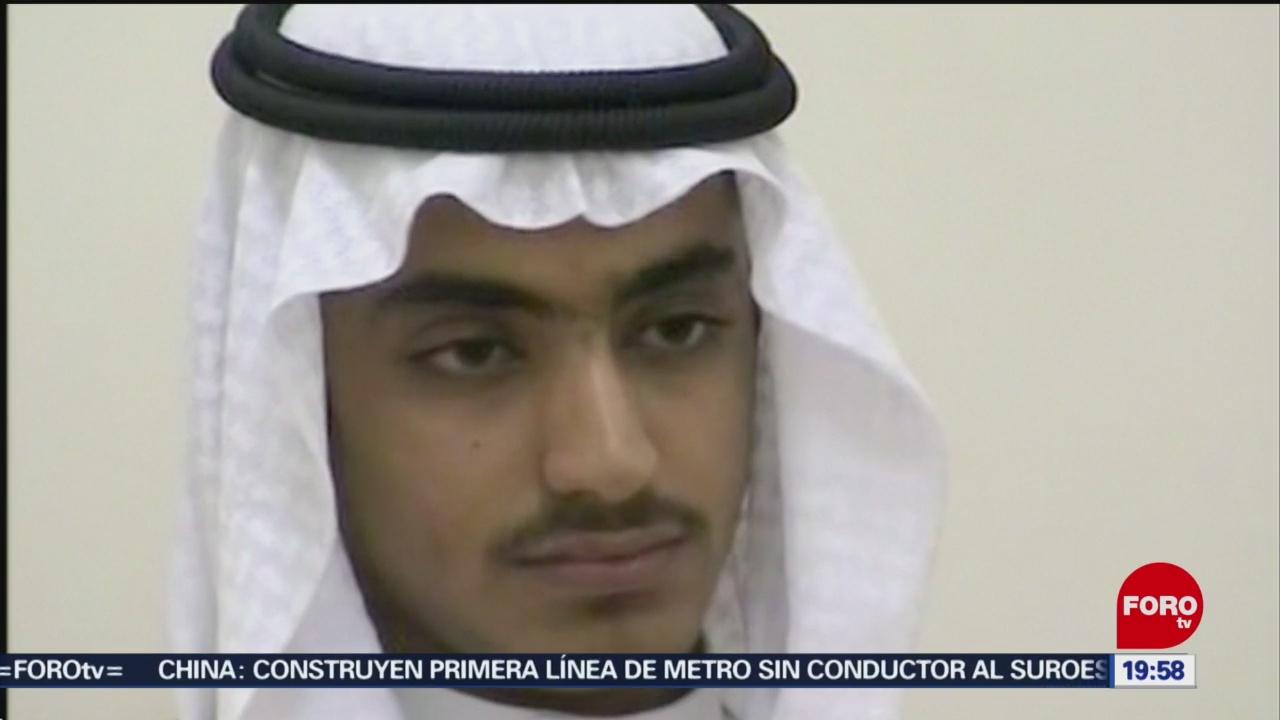 Foto: Muerte Hijo Osama Bin Laden 31 Julio 2019