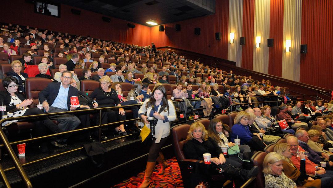Foto solamente el 4% de los mexicanos no van acompañados al cine 19 julio 2019