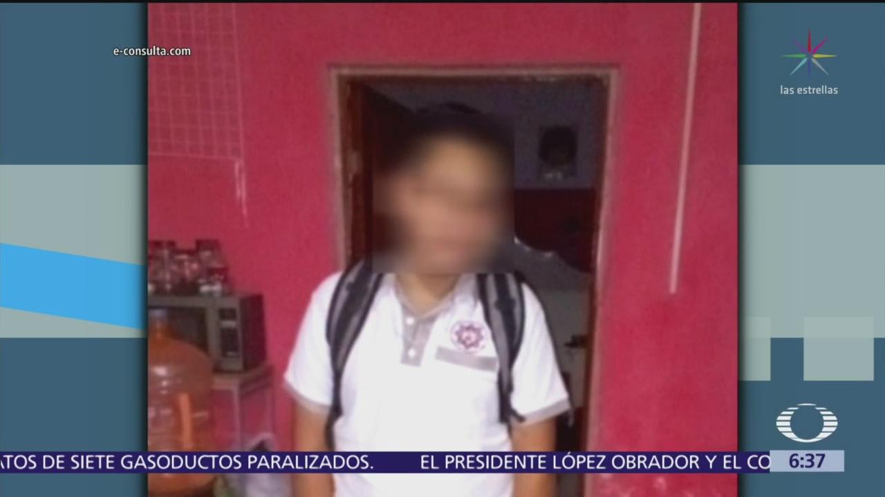 Secuestran y asesinan a alumno de secundaria en Xalapa, Veracruz