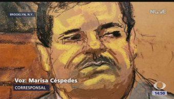 Sentencian al 'Chapo' Guzmán a cadena perpetua