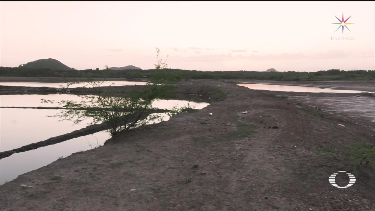 Foto: Sequía Obliga Pescadores Honduras Migrar 12 Julio 2019