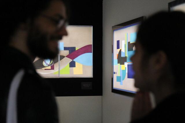 Continúa la exposición de Yoje Dondich en la bienal