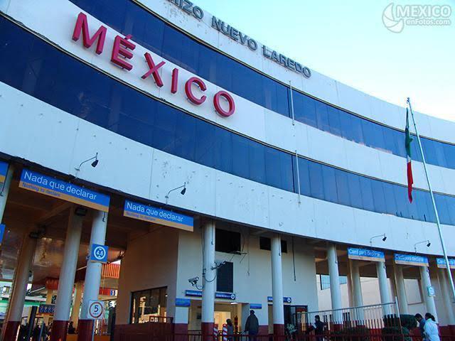 La Aduana de Nuevo Laredo