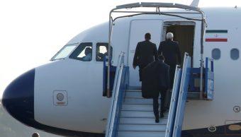 Foto: El ministro se retiró horas después de haber llegado, 25 de agosto 2019. (Reuters)