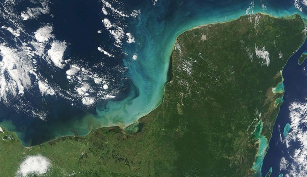 El conflicto limítrofe se ha mantenido por décadas entre los tres estados de la Península de Yucatán, 28 de agosto de 2019 (Wikipedia, archivo)