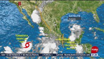 Foto: Afectaciones Por Tormenta Ivo Norte De México